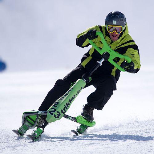 Snow&More o Skki Trikke. Wspaniały artykuł o naszym zimowym sporcie.