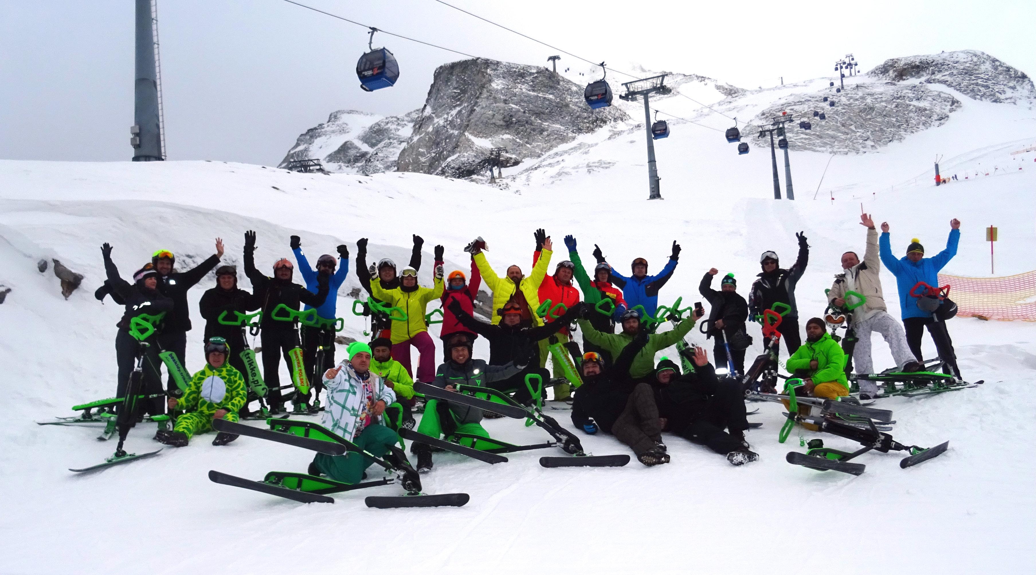 Zaproszenie na otwarcie sezonu zimowego w Europie Skki Trikke– Hinterux 2019
