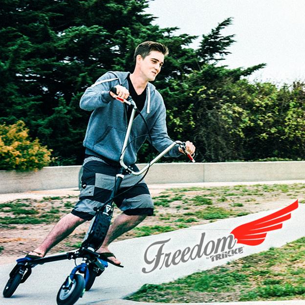 Freedom - Na co dzień