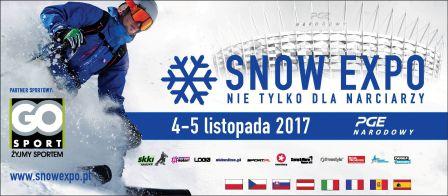 Snow Expo w Warszawie-Zapraszamy na nasze stoisko nr.39.