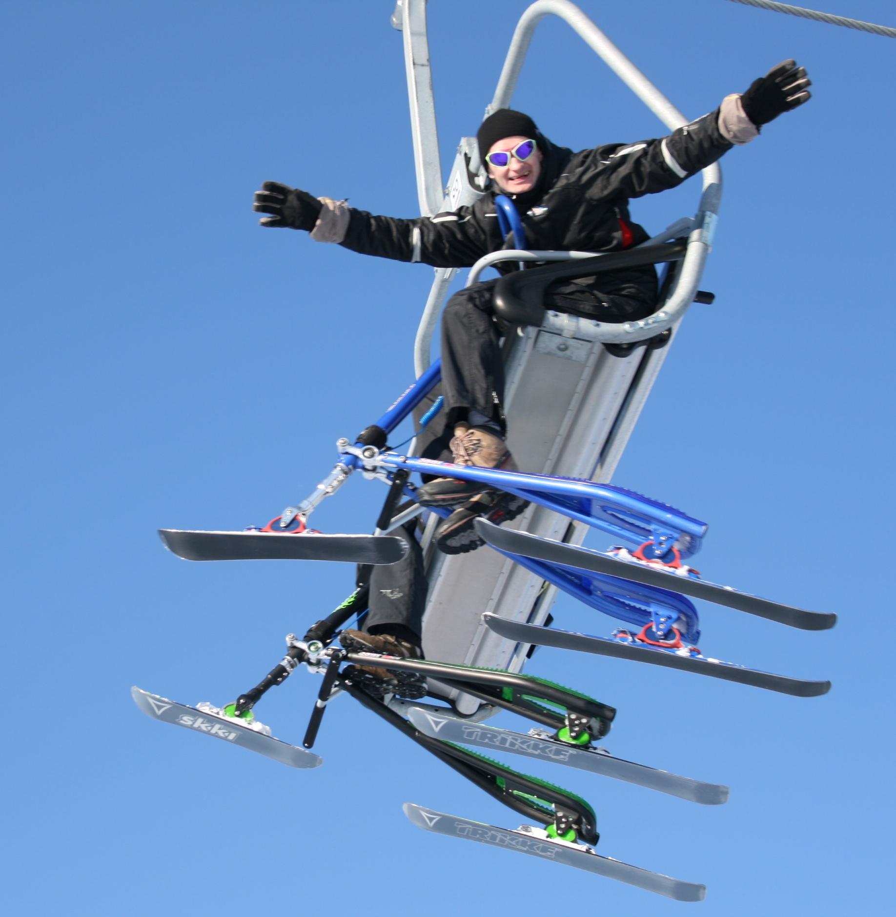 Jak widzę buty narciarskie to mnie bolą nogi ….. tak mówi Marek Kondrat