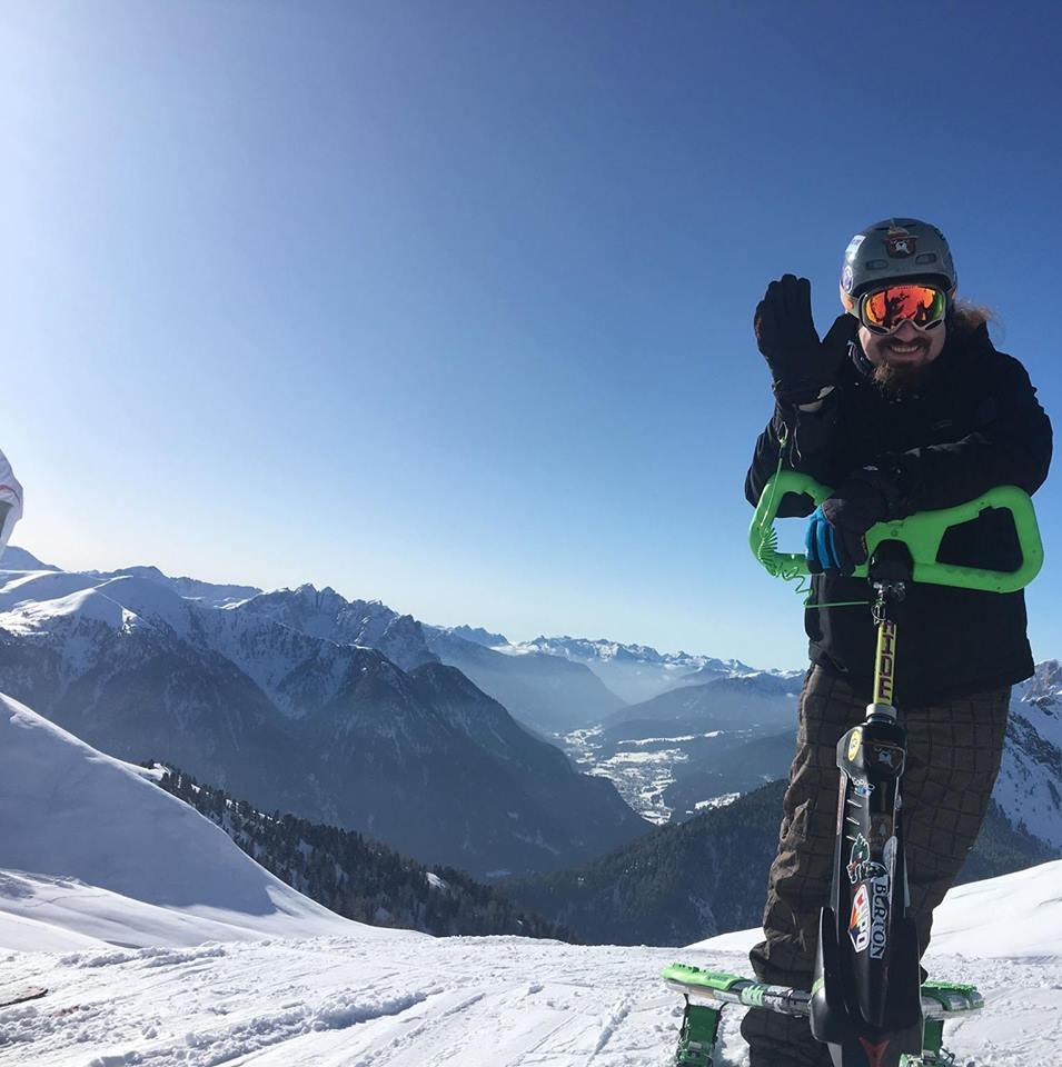 Z cyklu – Wyjazdy Trajkkerów – opis zimowego wyjazdu w Dolomity – obowiązkowe!