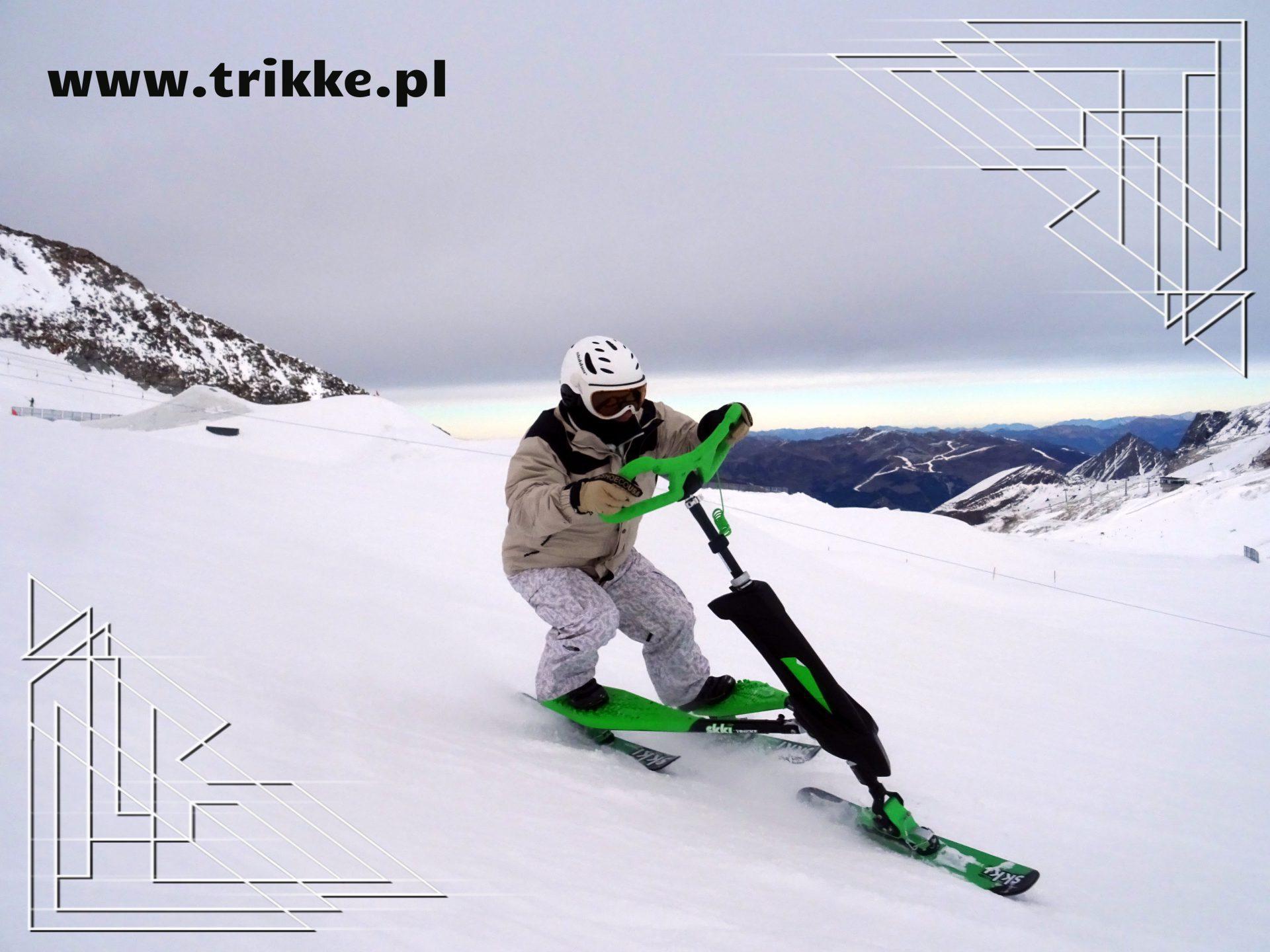 Marcowy wyjazd dla Skki Trikkerów do Andorry.