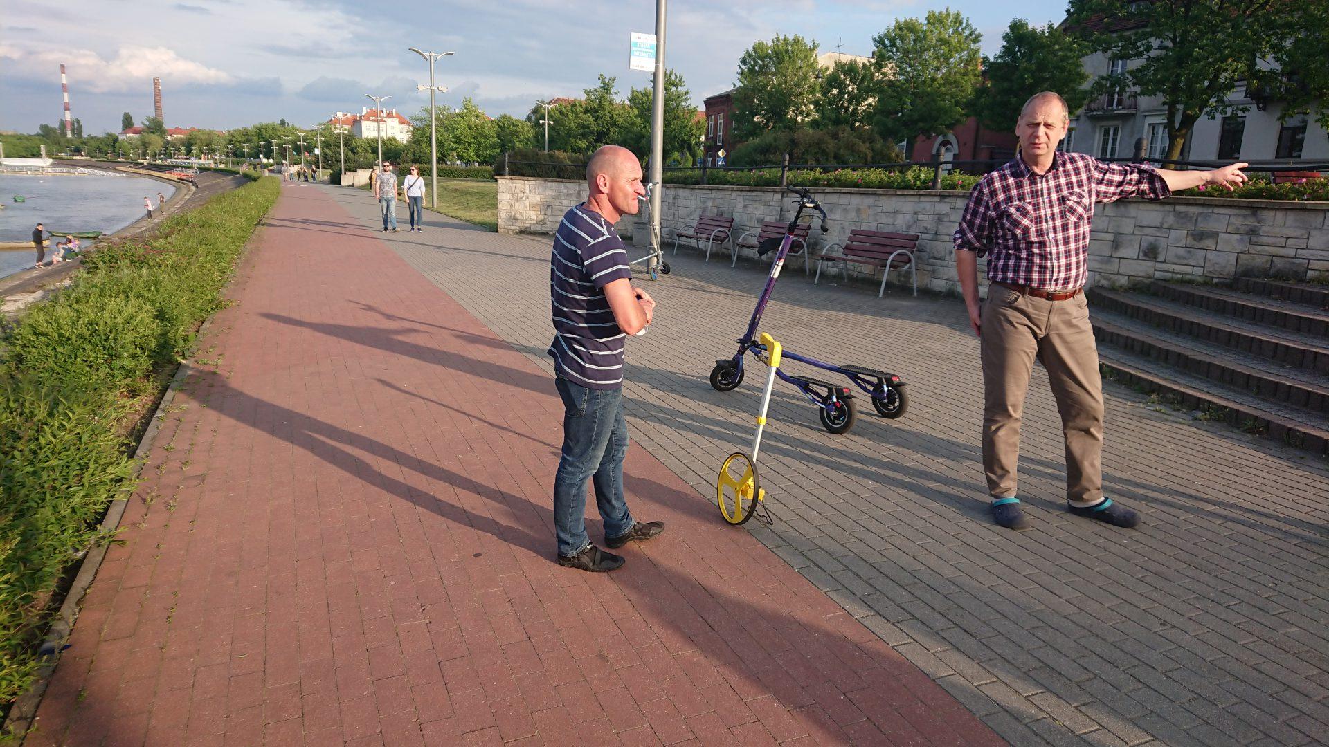 SPRINNT Trikke o Puchar Prezydenta Miasta Włocławek