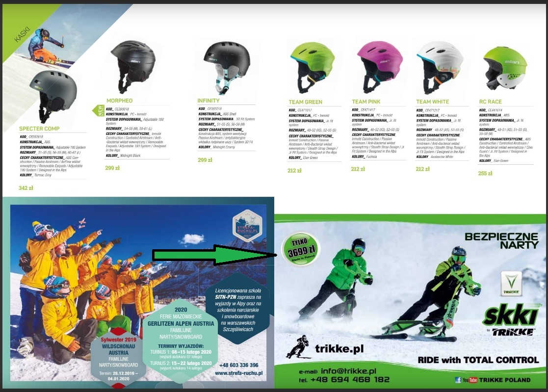 Nasza nowa reklama Skki Trikke