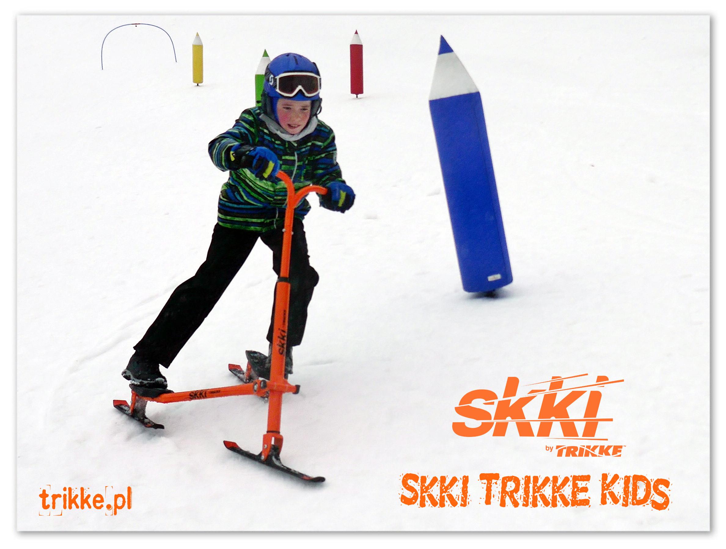 Dziecięcy Skki Trikke KKids jest już dostępny, możecie zamawiać i kupić go dla swoich dzieci.
