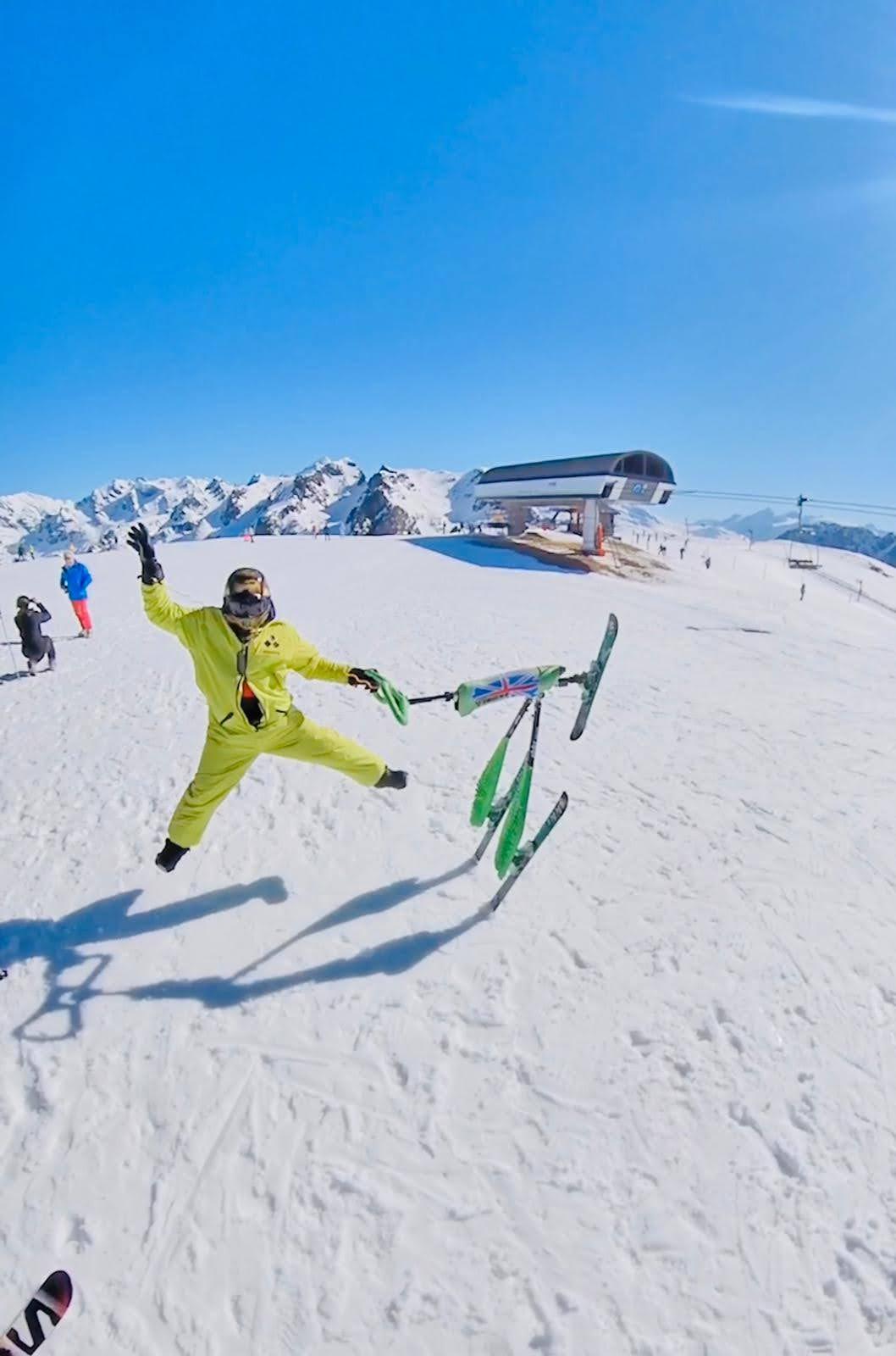 Zapraszamy na Rozpoczęcie sezonu zimowego na SKKI TRIKKE – lodowiec HINTERTUX 2020